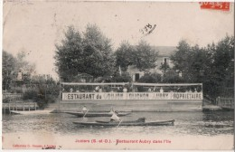 Juziers Restaurant Aubry Dans L Ile - France