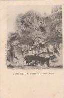 AUVERGNE -63- LA GROTTE DES LAVEUSES A ROYAT - Royat