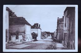 ERVY LE CHATEL AVENUE PASTEUR 1955 - Ervy-le-Chatel