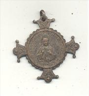 RELIGION  - Médaille Pieuse. Sacré Coeur - MONTMARTRE ( Paris) (hh) - Religion & Esotericism