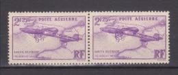 FRANCE / 1934 / Y&T PA N° 7 ** (2 TP En Paire) : Monoplace De Blériot - Gomme D'origine Intacte - Airmail