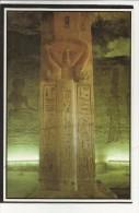 90948 ABU SIMBEL THE GREAT HYPOSTYLE HALL - Abu Simbel