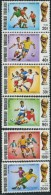 AT3005 Togo 1974 World Cup 6v MNH - World Cup