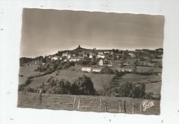 Cp , 63 , LATOUR D'AUVERGNE , Vue Générale Est , à L'horizon N.D. De Natzy , Vierge , Ed : G D'O 7420-b - Otros Municipios