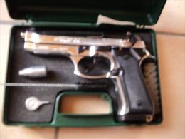 Pistolet D´alarme  KIMAR Mod92 AUTO,   9MM - Decorative Weapons