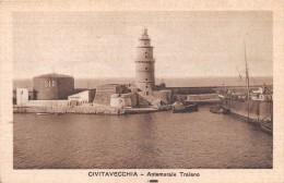 """01791 """"CIVITAVECCHIA - ANTEMURALE TRAIANO"""" ANIMATA, BARCHE, SILOS S.I.O.  CART. ORIG. NON SPEDITA - Civitavecchia"""