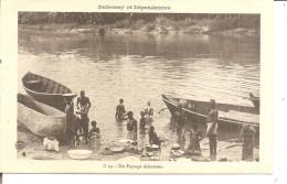 DAHOMEY ET DEPENDANCES   Un Paysage Dahoméen - Dahomey
