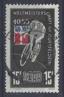 Germany (Saarland) 1955 (o) Mi.357 - Used Stamps