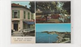 06 - SAINT JEAN CAP FERRAT - LA BELLE AURORE  HOTEL PENSION RESTAURANT-79 AVENUE DENIS SEMERIA - Saint-Jean-Cap-Ferrat
