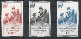 XX--404. Vignette Mutuelle PTT, Maury N° 65/67,  Derniere Serie Parue En 1966,  *   * , COTE 12.50 € - Frankreich
