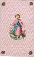 ¤¤   -  Petite Carte Religieuse Avec Découpi  -  ¤¤ - Christentum