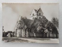 CP 71 BOURGNEUF  VAL-D'OR  - L'église De Touches ( Mon Hist.)   1962     N: 5 - Altri Comuni