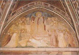 SIENA - Eremo Di San Galgano In Montesiepi - Maestà Di A.Lorenzetti - Madonna Con Bambino - Siena