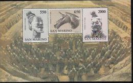 Saint-Marin 1986 - Bloc Yv.no.13 Neuf** - Blocs-feuillets