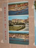 MARINA DI PISA 1972 COLORI VG                      Qui Entrate!!! - Pisa