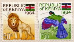 Kenya Used Stamps - Non Classés
