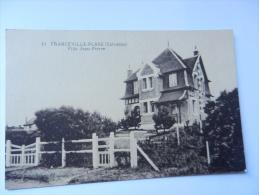 14 FRANCEVILLE PLAGE VILLA JEAN PIERRE - Autres Communes