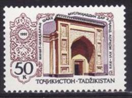 Tadjikistan 1992 - Yv.no.2 Neuf** - Tadjikistan