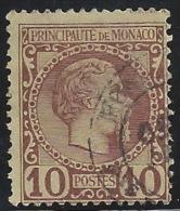 QQ--449-.  N° 4,  Obl.  ,  Cote 50.00 € , LIQUIDATION, A Saisir - Monaco