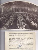 Hulde Aan De Invalieden Antwerpen - Feestmaal Zondag 12 October 1919 - T.t.v. Verjaring Van Den Slag Aan Den Ijzer - Programmes