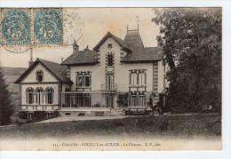 Poully En Auxois - Le Château - Altri Comuni