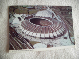 LE STADE OLYMPIQUE ..MONTREAL ...QUEBEC - Stades