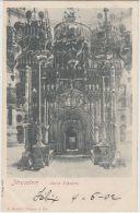 25446g JERUSALEM - Saint Sépulcre - 1902 - Tarazzi & Fils  Editeur - Israel