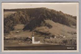 AK BE BOWIL 1933-07-12 Bowil I. E. Foto J. Schaja - BE Bern