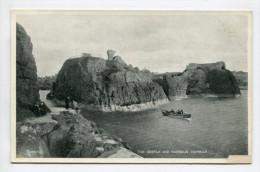 THE CASTLE AND HARBOUR, DUNBAR - East Lothian