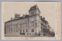 AK BE BIENNE 1902-05-31 BIEL La Poste Foto J. Fayot #10245 - BE Berne