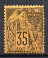 1/ Colonies Générales N° 56 Neuf  XX   Cote  : 110,00 € , Disperse Trés Grosse Collection !