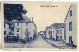 CPA LUXEMBOURG - HOSINGEN - GRAND'RUE - Postcards