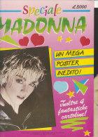 PES^432 - SPECIALE MADONNA - FOTO POSTER + 4 CARTOLINE Ed.Edigamma Anni '80 - Manifesti & Poster