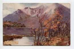 BEN EAY From LOCH CLARE - Scotland