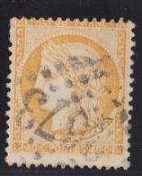 France N°38 - 40c Orange -  Oblitéré - TB - 1870 Siege Of Paris