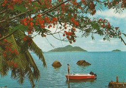 ST. ANNE ISLAND SEYCHELLES - Seychelles