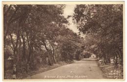 Blakes Lane, New Malden -  F Frith & Co Unused - London Suburbs