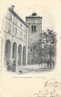 St-Jean-de-Maurienne - Les Portiques Et Le Clocher - Edition E. Reynaud - Carte Précurseur - Saint Jean De Maurienne