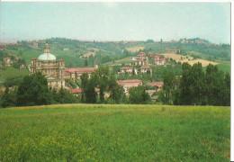 Mondovì (Cuneo, Piemonte) Santuario Di Vicoforte, Veduta Panoramica - Cuneo