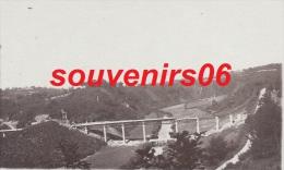 Ducey  - St Hilaire Du Harcoët - Carte Photo Construction Pont Des Biards, Vallée De La Sélune Et D´yvrande - Ducey