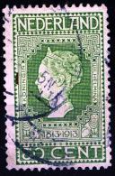 PB-12 - PAYS-BAS N°89 OBLITERE - 1891-1948 (Wilhelmine)