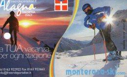 A 2163 - Alagna Valsesia Monterosa-ski - Non Classificati