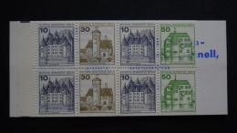 Germany-Berlin - 1980 - Mi.MH11i**MNH - Look Scan - [5] Berlin