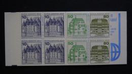 Germany-Berlin - 1982 - Mi.MH13a**MNH - Look Scan - [5] Berlin