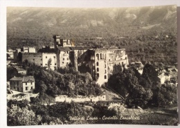 Vallo Di Lauro Castello Lancellotti  Viaggiata Formato Grande - Avellino