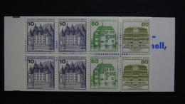 Germany-Berlin - 1982 - Mi.MH13c**MNH - Look Scan - [5] Berlin