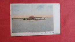 - Minnesota  Yacht Club House  Lake Minnetonka ---1870