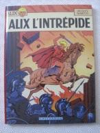 LES AVENTURES D'ALIX  L'INTREPIDE EDITION 1973 - Alix