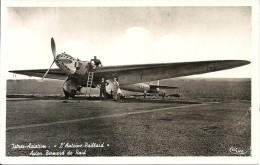 """ANTOINE PAILLARD"". AVION BERNARD DE RAID. ISTRES AVIATION - 1946-....: Moderne"