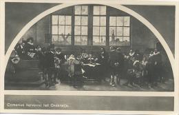 Naarden, Comenius Hervormt Het Onderwijs   (glansfotokaart) - Naarden